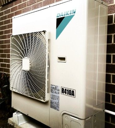 ducted air conditioning cost