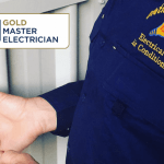 what is a master electrician banner