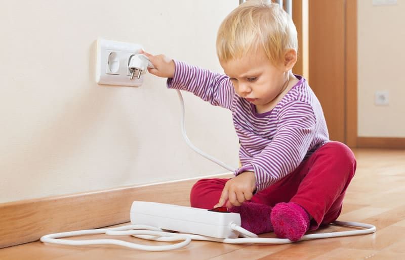 home electrical hazards